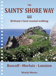 The Saints' Shore Way - guidebook